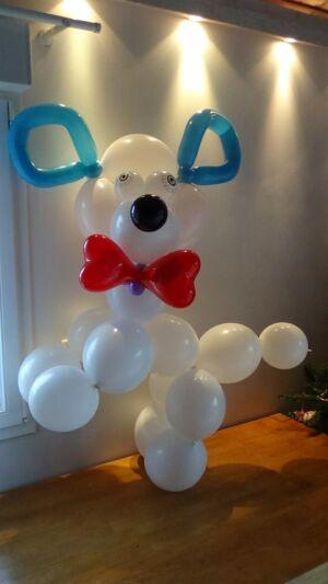 Chien Ballons 2